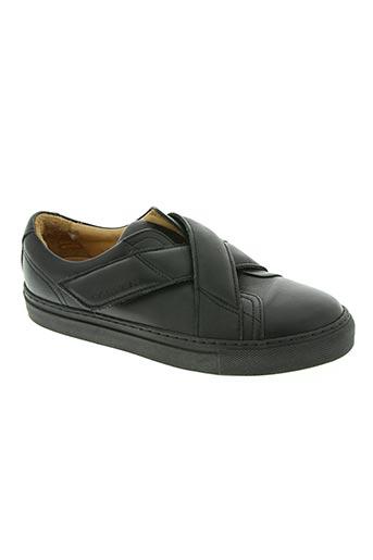 carven chaussures femme de couleur noir