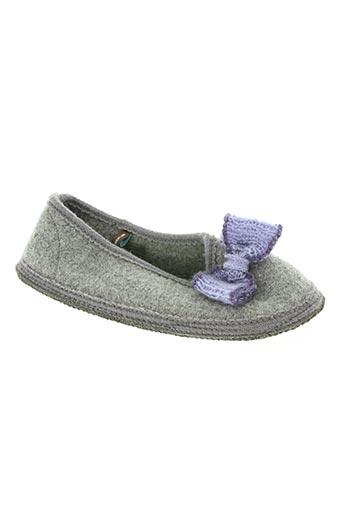ruby brown chaussures femme de couleur gris