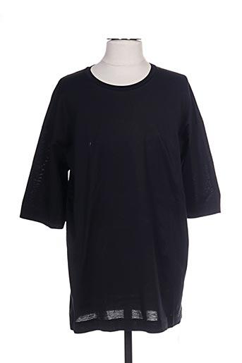 T-shirt manches courtes noir DIESEL pour homme