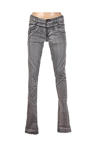 Jeans skinny noir GARCIA pour fille