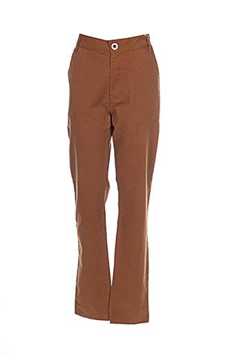 Pantalon casual marron TIMBERLAND pour garçon
