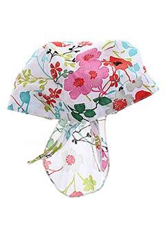 Chapeau rose CATIMINI pour fille