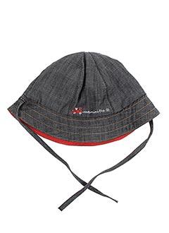 Chapeau gris CATIMINI pour garçon
