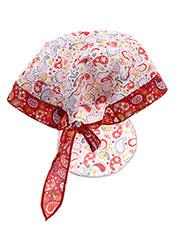 Chapeau rouge CATIMINI pour fille seconde vue