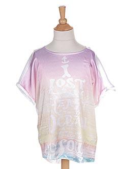 Produit-T-shirts-Fille-GUESS
