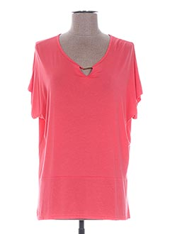 Pyjama orange ROSE POMME pour femme
