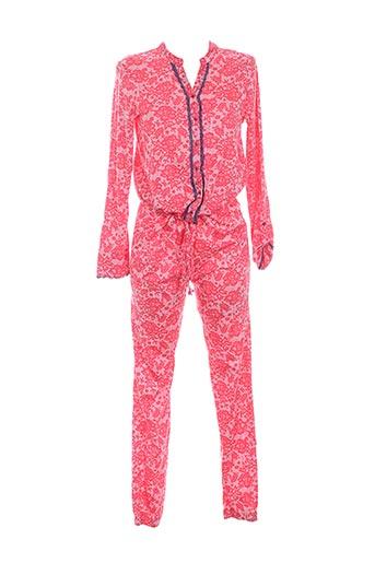 ringella nuit femme de couleur rose