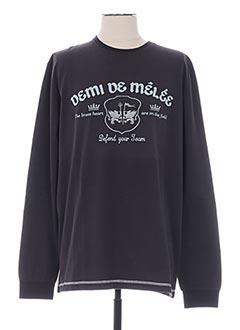 Produit-T-shirts-Homme-DEMI DE MELEE