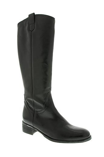paco valiente chaussures femme de couleur noir