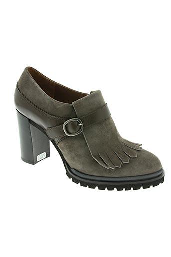 de robert chaussures femme de couleur marron