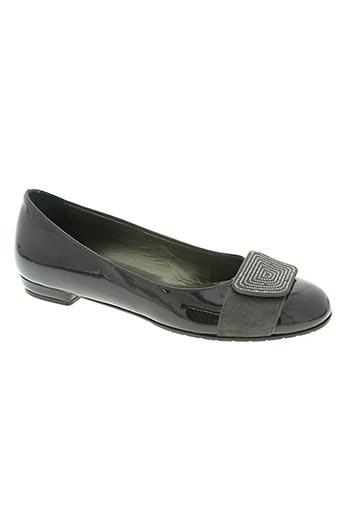 elata chaussures femme de couleur gris