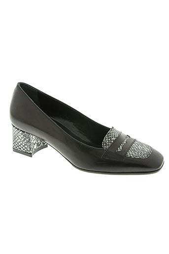 elata chaussures femme de couleur noir