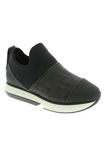 alexander smith chaussures femme de couleur noir