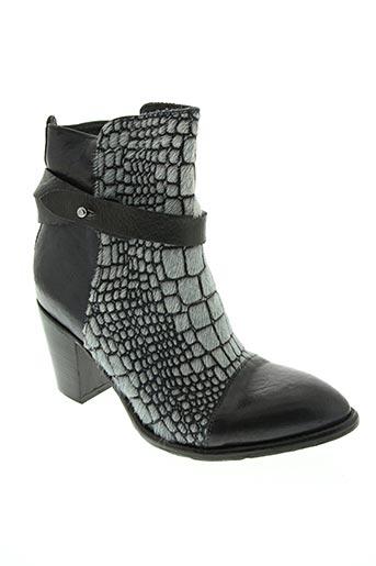 ducanero chaussures femme de couleur bleu