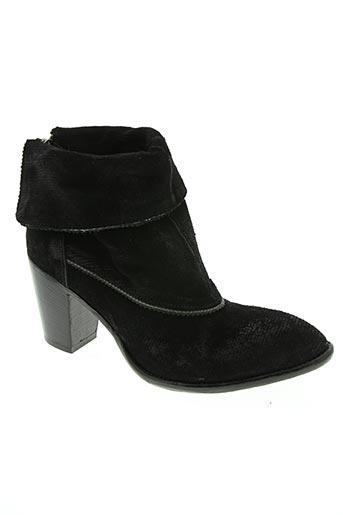 ducanero chaussures femme de couleur noir