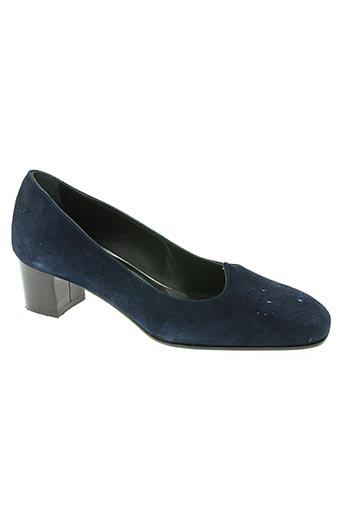 Escarpins bleu ELATA pour femme