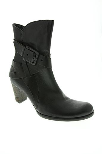 apl anonym chaussures femme de couleur noir