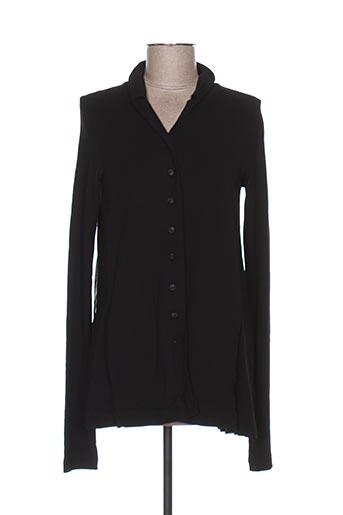 Veste chic / Blazer noir BLACK LABEL pour femme