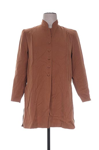 Veste chic / Blazer marron CHARLES GUITARD pour femme