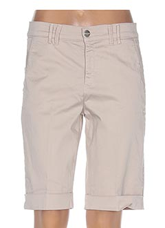 Produit-Shorts / Bermudas-Femme-PIERRE CARDIN