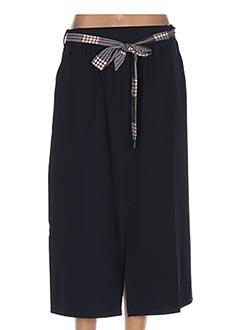 Jupe longue bleu AN' GE pour femme
