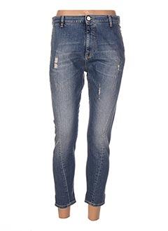 Jeans boyfriend bleu PINKO pour femme