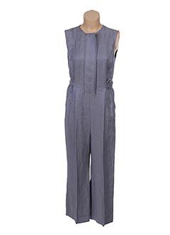 Combi-pantalon bleu SPORTMAX pour femme
