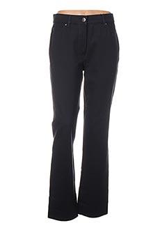 Pantalon casual bleu ATELIER GARDEUR pour femme
