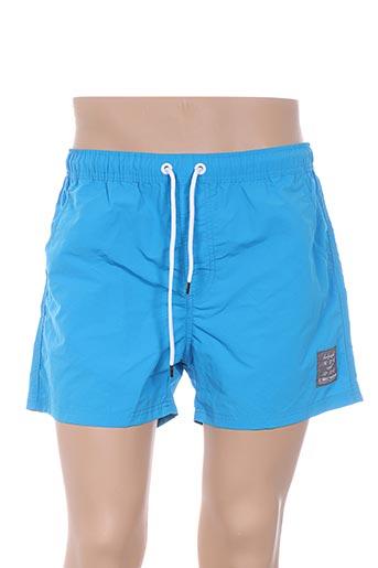 Short bleu CECEBA pour homme
