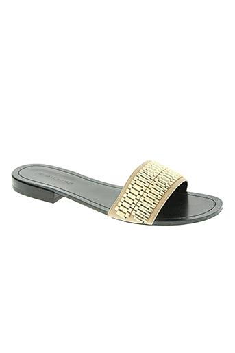 kendall + kylie chaussures femme de couleur beige