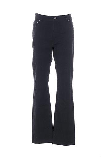 Pantalon casual gris CAMBE pour femme