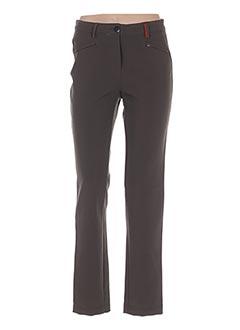 Pantalon chic vert COUTURIST pour femme