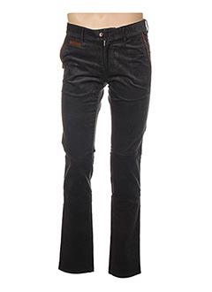 Pantalon casual gris COUTURIST pour homme