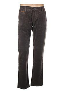 Pantalon casual vert COUTURIST pour homme