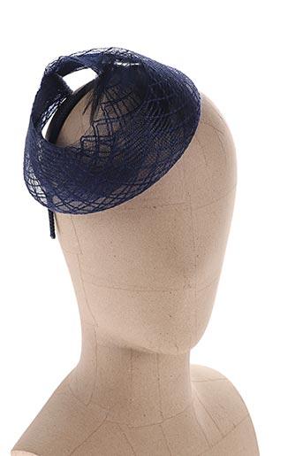 Chapeau bleu CELINE ROBERT pour femme
