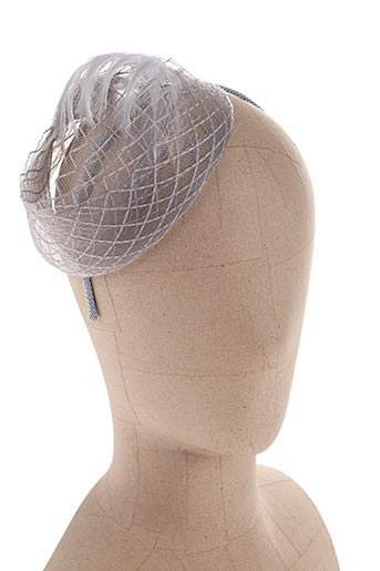 Chapeau gris CELINE ROBERT pour femme
