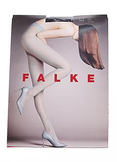 Collants noir FALKE pour femme