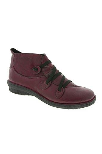 khrio chaussures femme de couleur violet