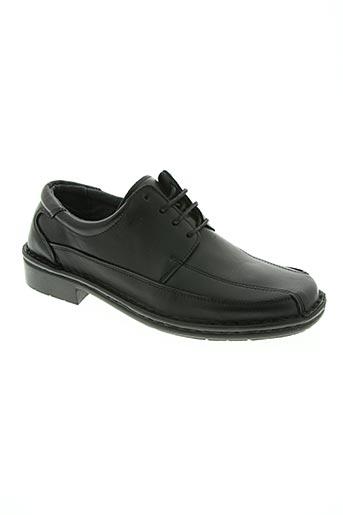 orlando chaussures homme de couleur noir