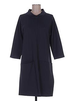 Robe courte bleu FLIRT pour femme