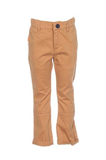 Pantalon casual marron BILLYBANDIT pour fille