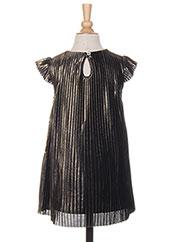 Robe mi-longue noir BOBOLI pour fille seconde vue