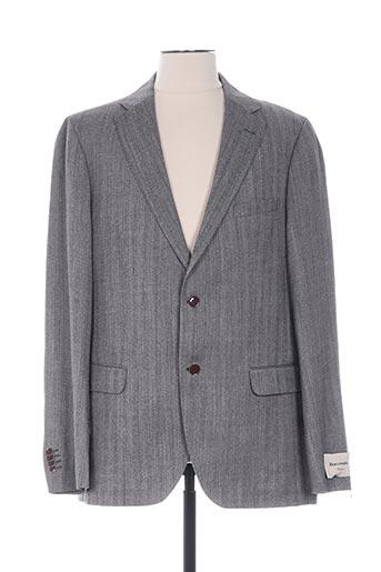 Veste casual gris BENVENUTO pour homme