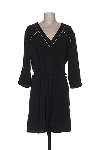 charming girl robes femme de couleur noir