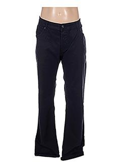 Pantalon casual bleu TIFFOSI pour homme