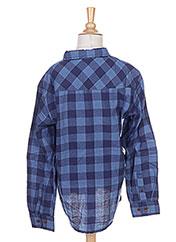 Chemise manches longues bleu TIFFOSI pour garçon seconde vue