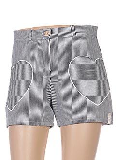 Produit-Shorts / Bermudas-Femme-BLUNE