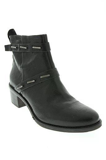 mjus chaussures femme de couleur noir