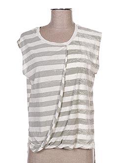 Produit-T-shirts-Femme-GOLDEN GOOSE DELUXE BRAND