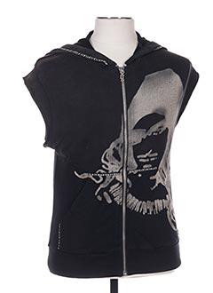 Veste casual noir GALLIANO pour homme